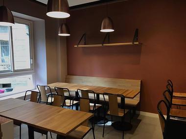 Salle ter - Home Burger - Saint-Malo