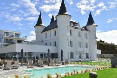 Relais Thalasso Château des Tourelles