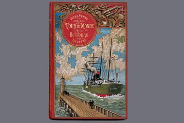 Trophée Jules Verne, l'extraordinaire record
