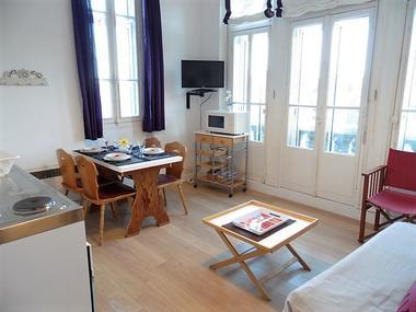 Séjour bis - L'Etrave - Résidence la Hoguette - Saint-Malo