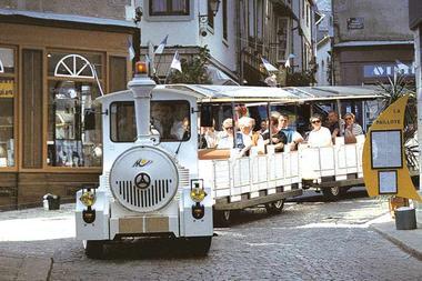 Trains Touristiques de Vannes