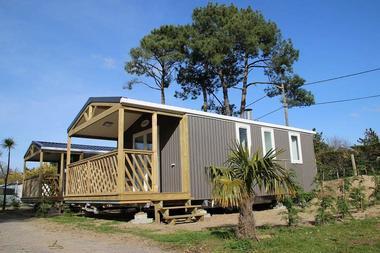 Camping Domaine de Pont-Mahé