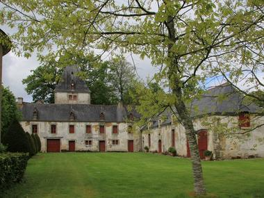chateau la haute touche - Monterrein - Ploërmel - Morbihan