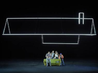 Royal Opera House - Don Pasquale - retransmission cinéma - Ploërmel