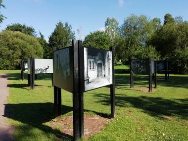 exposition - le patrimoine local - plein air - Taupont