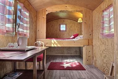 Chambres d'hôtes-Mme Harzic-Saint-Jouan des Guérêts
