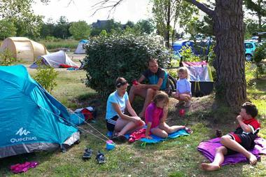 Camping Le Moulin de Cantizac