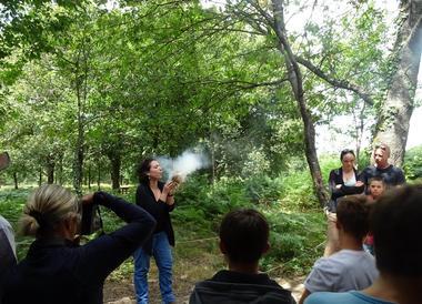 Atelier feu - Monteneuf - Destination Brocéliande
