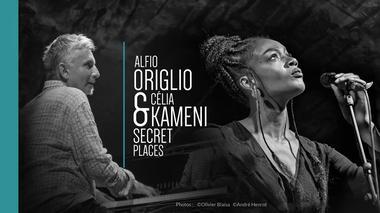 jazz à l'Etage - Célia Kameni ©O.Blaisa et A. Henrot