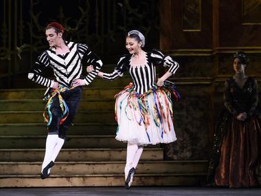 Royal Opera House - le lac des cygnes - retransmission cinéma - Ploërmel