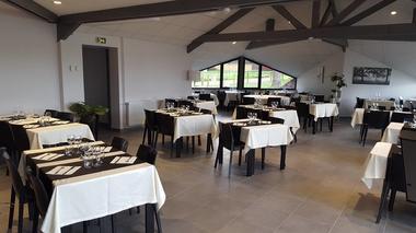 restaurant du lac salle interieure
