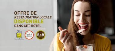 B&B Saint-Malo Centre - Hôtel