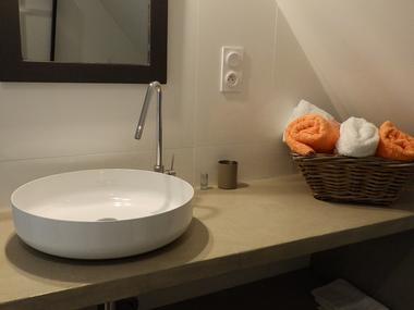 salle de bain loft val ory