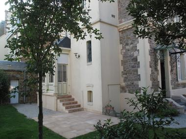 terrasse à Sud - Villa Plaisir Saint-Malo