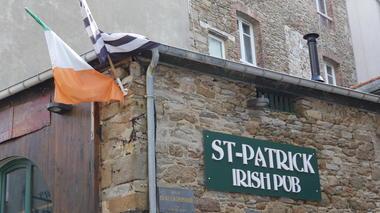 Saint-Patrick Bar-saint-malo