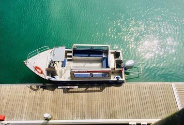 Taxi Boat Dinard - Bateau