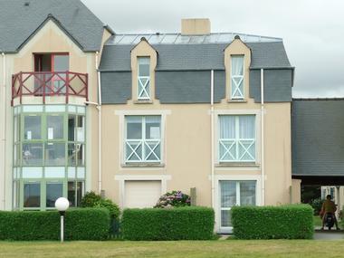 1 appartement 211 résidence la Baie des Corsaires St Malo vue coté mer
