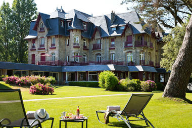 Hôtel Le Castel Marie-Louise
