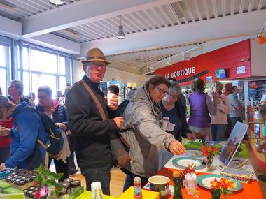 Balade gourmande - Guilvinec - Pays Bigouden