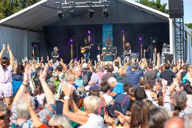 Festival des insulaires