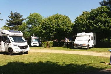 Camping Le Domaine des Jonquilles