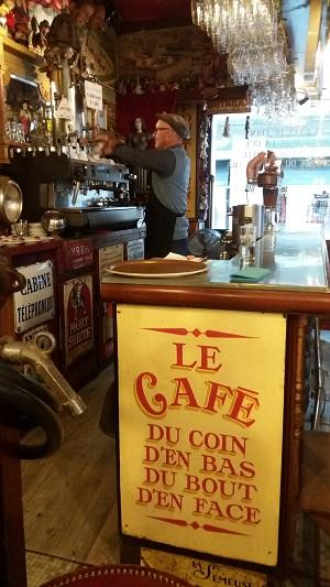 CAFÉ LA JAVA
