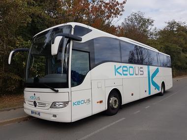 Keolis Armor - autocariste - Saint-Malo
