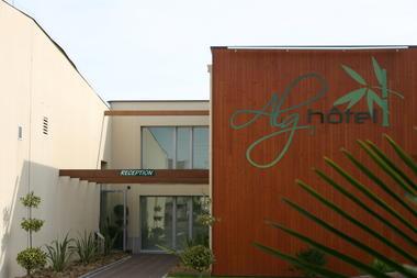 Brit Hôtel Alg'hôtel location de salles Cancale