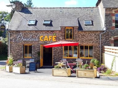 Brocéliande Café