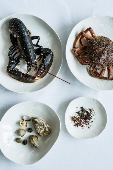 Le Pourquoi Pas - Crustaces