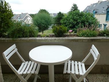 7  Terrasse  Appart. 211  Résidence la Baie des Corsaires St Malo