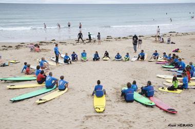 Surf Harmony Saint-Briac-sur-Mer - Plage