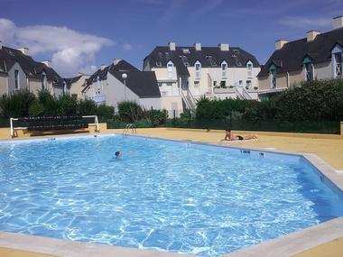 8  piscine  Appart. 211 Résidence la Baie des Corsaires St Malo