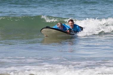 Surf Harmony Saint-Briac-sur-Mer - Initiation au surf