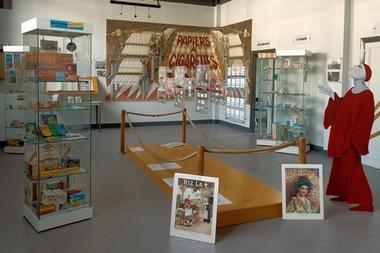 Musee Rizla croix MAZERES SUR SALAT RN