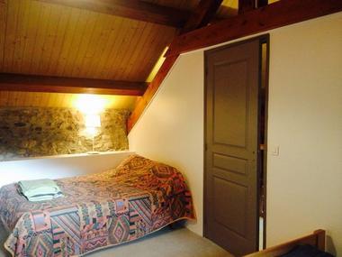 Maison du Coue Gite Chambre2 vue2