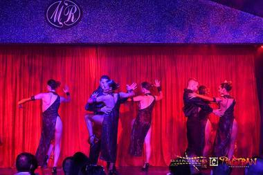Cabaret le Moulin des Roches