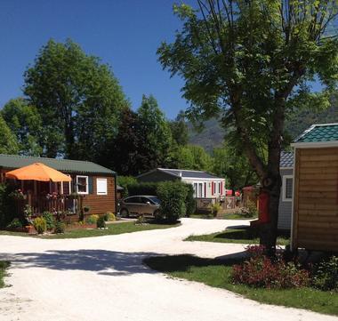 BAGNERES DE LUCHON camping fil de l oo