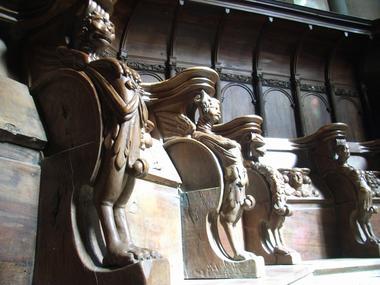 Cathedrale et tresor 1 RIEUX VOLVESTRE