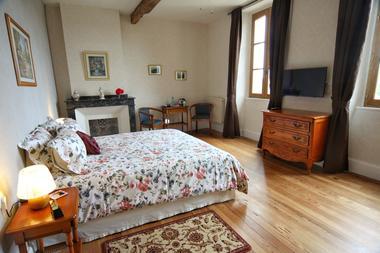 Chambres d'hôtes Le Coulomé - Loudet 9