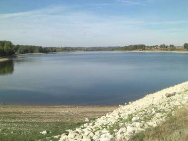 EL Lac de la Bure RIEUMES