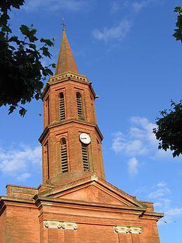Eglise Saint Andre LHERM