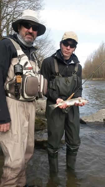 FLY FISHING Pyrénées 8 MONTREJEAU