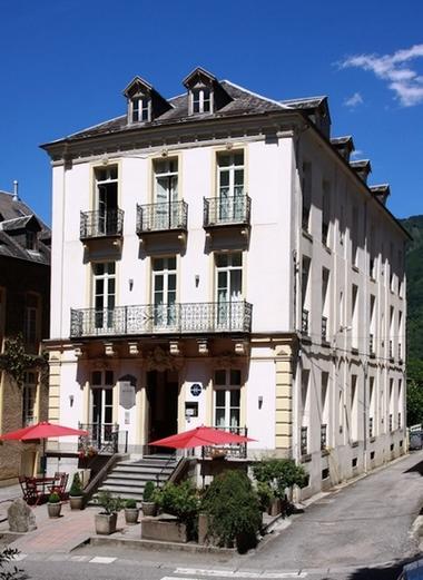 Façade Aquitaine LUCHON RN