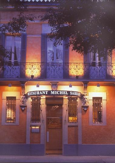 restaurant michel sarran restaurant toulouse. Black Bedroom Furniture Sets. Home Design Ideas