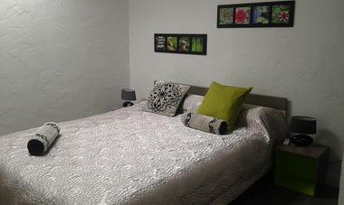 Gîte Bienvenue chez nous chambre CAZERES