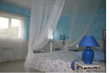 Gîte La Grange de Castelys chambre MONES
