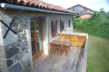 Gîte La porcherie 7- Mondilhan
