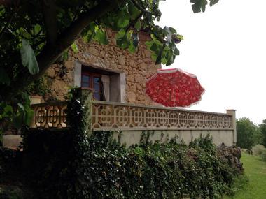 Gite Le Figuier  Saint FrajouTerrasse Tourisme Saint Gaudens