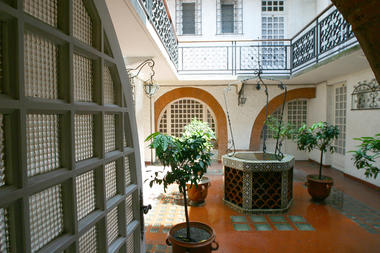 HOTEL ROYAL WILSON-LE PATIO-TOULOUSE
